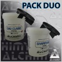 "PACK DUO ""Lavage"" + ""Rinçage"" + Grilles"