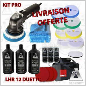 Kit PRO - RUPES 12 DUETTO (27 articles)