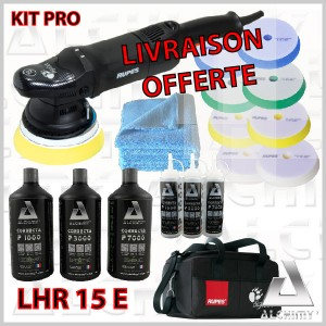 Kit PRO - RUPES LHR 15 MK II (20 articles)